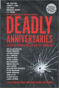 Deadly Anniversaries: Celebrating 75 Years of Mystery Writers of America