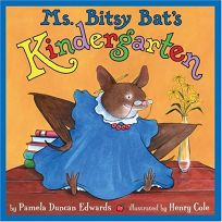 Ms. Bitsy Bats Kindergarten
