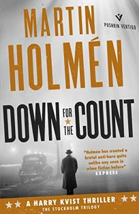 Down for the Count: A Harry Kvist Thriller