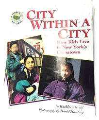 City Within a City: 9how Kids Live in New Yorks Chinatown