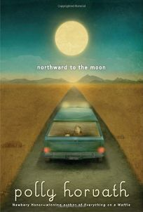 Northward to the Moon