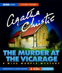 Audio Book Review The Murder At The Vicarage A Miss