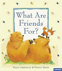 What Are Friends For? CL