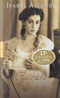 Retrato en Sepia = Portrait in Sepia