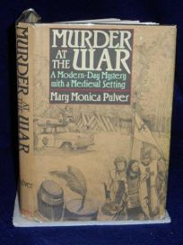 Murder at the War: A Modern-Day Mystery with a Medieval Setting