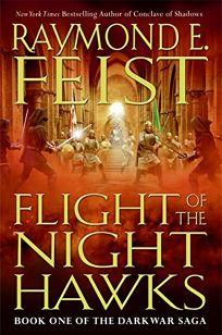 Flight of the Night Hawks: Book One of the Dark War Saga