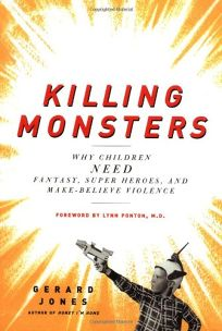 ?violent media is good for kids by gerard jones essay Violent media is good for kids- gerard jones summary the article written by gerard jones violent media is good for kids was about how violent media can help children cope with rage violence plays a huge role in children's development because it is inevitable within our society.
