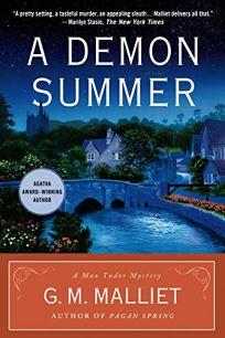A Demon Summer: A Max Tudor Novel