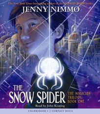 The Snow Spider: The Magician Trilogy: Book One
