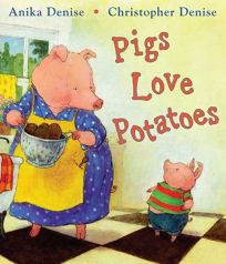 Pigs Love Potatoes