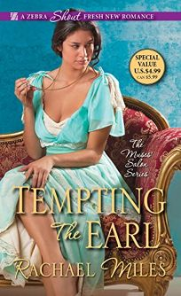 Tempting the Earl: The Muses' Salon Series