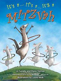 It's a… It's a… It's a Mitzvah