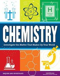 Children S Book Review Chemistry Investigate The Matter border=