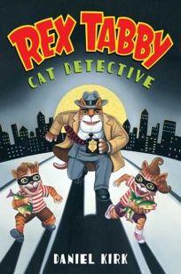 REX TABBY: Cat Detective