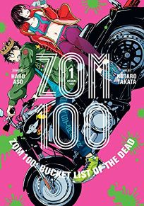 Bucket List of the Dead Zom 100 #1