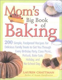 MOMS BIG BOOK OF BAKING