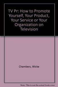 TV PR: How to Promote Yourself