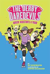 Kenzie Kickstarts a Team The Derby Daredevils #1