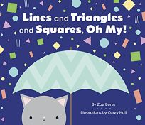 Lines and Triangles and Squares