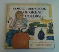 Samuel Todds Book of Great Colors