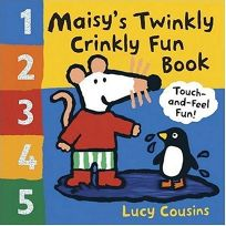 Maisys Twinkly Crinkly Fun Book