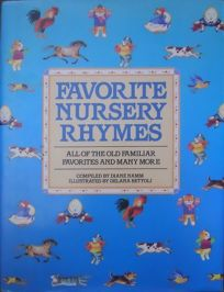 Babys Cradle Book: Beloved Nursery Rhymes