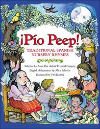 Pio Peep! Rpkg: Traditional Spanish Nursery Rhymes