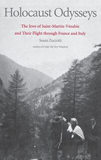 Holocaust Odysseys: The Jews of Saint-Martin-Vsubie and Their Flight Through France and Italy
