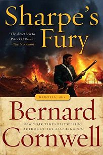 Sharpes Fury: Richard Sharpe and the Battle of Barrosa