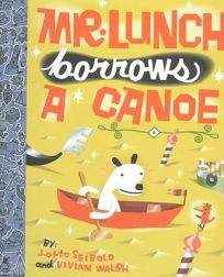 Mr. Lunch Borrows a Canoe: 7