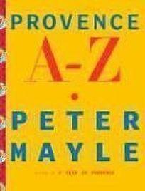 Provence A–Z