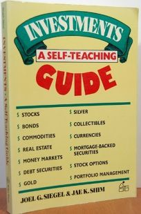 Investments: A Self-Teaching Guide
