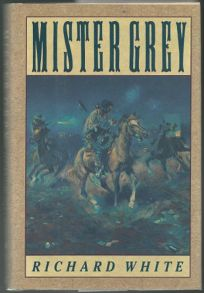 Mister Grey: Or the Further Adventures of Huckleberry Finn