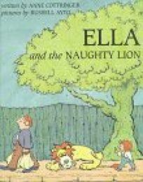 Ella+naughty Lion CL