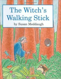 The Witchs Walking Stick