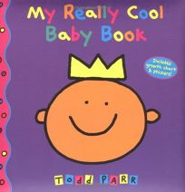 My Really Cool Baby Book [With Stickers and Full Color Growth Chart]