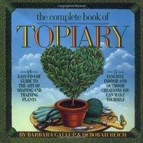 The Complete Book of Topiary