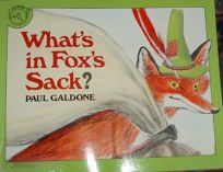 Whats in Foxs Sack?