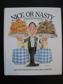 Nice or Nasty: Book of Opposites