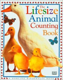 Lifesize Animal Counting Book