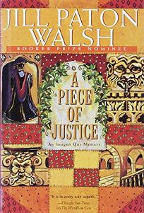 A Piece of Justice: An Imogen Quy Mystery