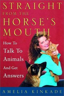 STRAIGHT FROM THE HORSES MOUTH: How to Talk to Animals and Get Answers