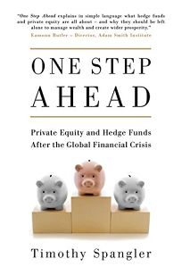 Nonfiction Book Review One Step Ahead Private Equity And Hedge
