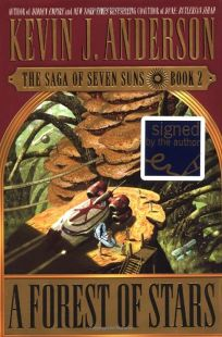 A FOREST OF STARS: The Saga of Seven Suns: Book 2