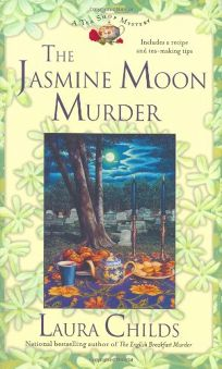 THE JASMINE MOON MURDER: A Tea Shop Mystery