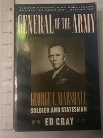 General of the Army: George C. Marshall