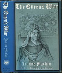 The Queens War: A Novel of Eleanor of Aquitaine