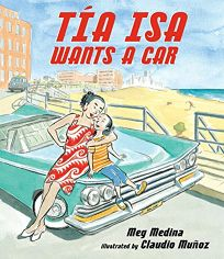 T%C3%ADa Isa Wants a Car