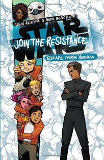 Star Wars: Join the Resistance Escape from Vodran: Book 2