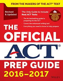 The Official ACT Prep Guide